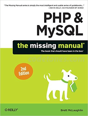 THe PHP and MYSQL The MIssing Manual