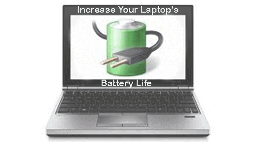 How To Increase The Battery Life Of The Laptop