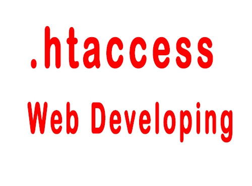 .htaccess Web Developing :: Basic to Advanced