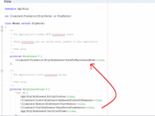 Codetones | How to solve 302 Redirection Found Error in web