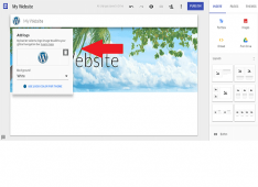 Create a Free Website With Google