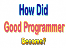 Become Good Programmer