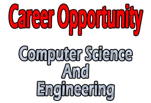 Career Opportunity CSE